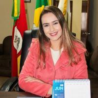 Foto do(a) Secretária: Andressa Lisboa