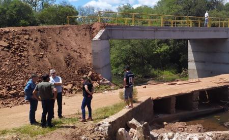 Ponte do Lajeado deve ser entregue nos próximos dias