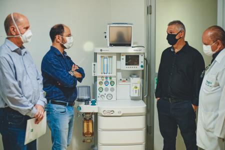 Prefeitura repassa R$ 183 mil ao Hospital de Caridade Dr. Victor Lang