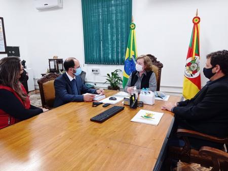 Caçapava do Sul solicita adesão ao SUSAF para fortalecer agronegócio