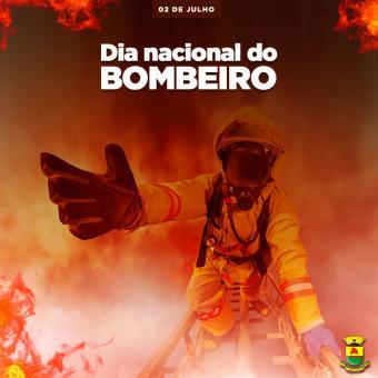 Dia Nacional do Bombeiro