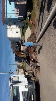 OBRAS em AÇÃO – Saneamento básico trabalha em diversos pontos da cidade