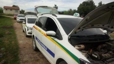 Departamento de trânsito realizará vistoria nos Táxis de Caçapava do Sul