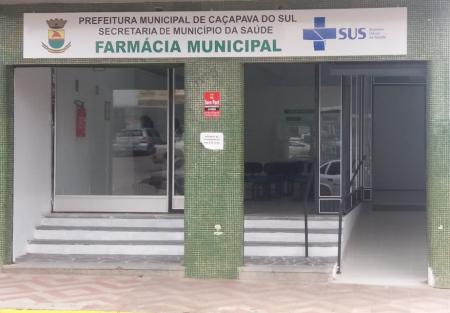 Reestruturação da Farmácia Municipal é apresentada em evento estadual