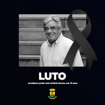 Luto José Antônio Severo