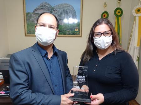 Prêmio Prata do Estado em referência em Sala de Atendimento de Empreendedorismo