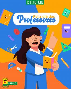 Dia dos Professores 📚
